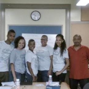 Summer Leadership Program at Catholic Charities St Peter's Teen Center