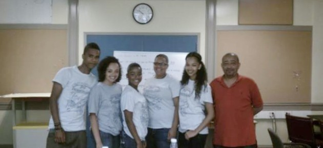 Summer Leadership Program at Catholic Charities St Peter's Teen Center