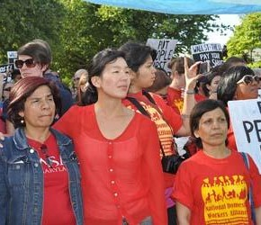 Refocusing Our Lens: Domestic Workers' Rights Are a Neglected Feminist Issue